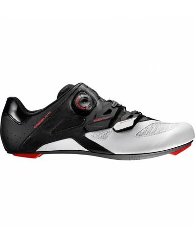 Zapatillas MAVIC Cosmic Elite Black/White/Fiery Red