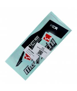 Kit Adhesivos MARZOCCHI 350 NCR Negra 2015