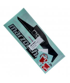 Kit Adhesivos MARZOCCHI 350 CR Negro 2015