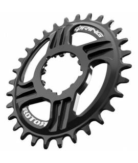 PLATO ROTOR QX1 OVALADO DIRECMOUNT SRAM BOOST 3mm OFFSET