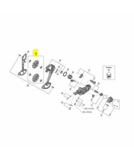 POLEA JGO.GUIA/TENSION XT M8100/8120