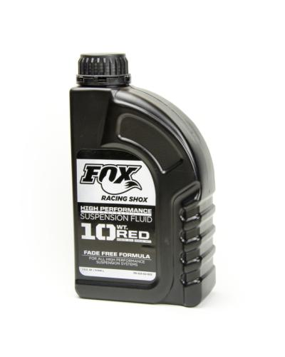 Aceite Fox 10WT Rojo (32oz)