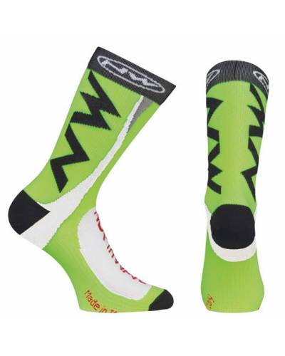 Calcetines Northwave Extreme Tech Plus Verde